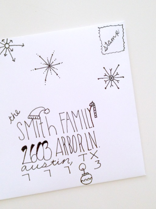 11 Clever Christmas Card Envelopes CRAFT