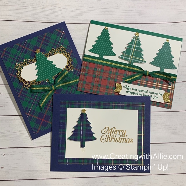 Create beautiful Christmas cards in no time!