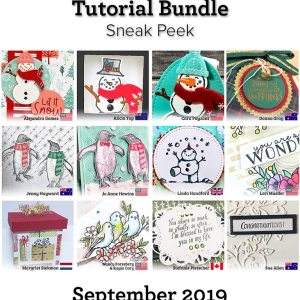 September SATW tutorial bundle