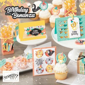 Birthday Bonanza suite