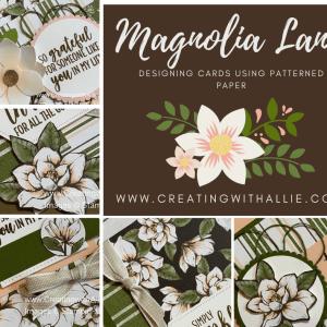 Magnolia Lane Card Class