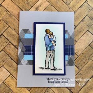 how to make thinking of you masculine cards