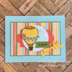how to make handmade cards using the same supplies