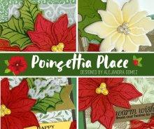 Poinsettia Place Card Class
