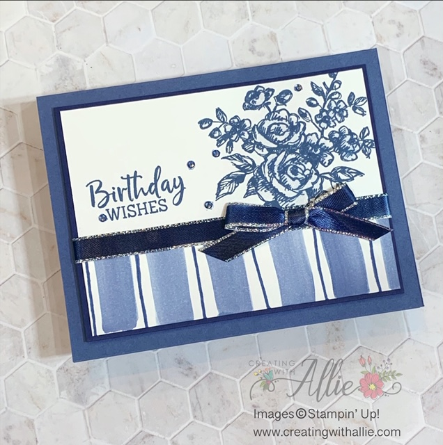 Easy handmade Birthday Card to make