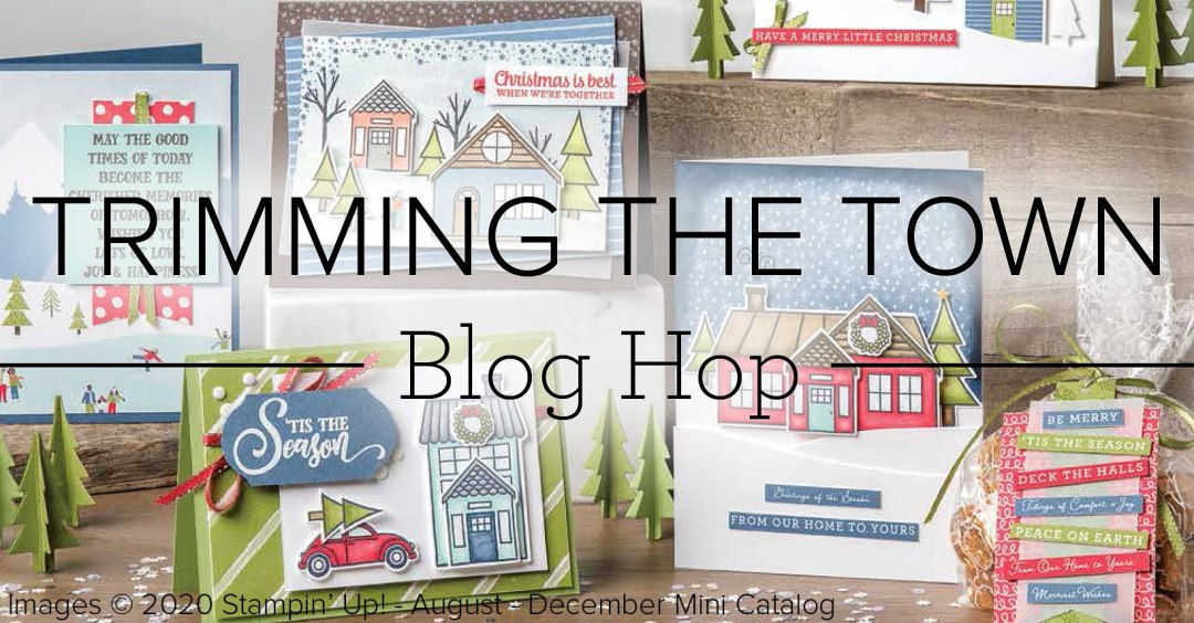 Trimming the Town Blog hop