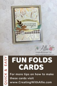 Easy Fun Folds to make