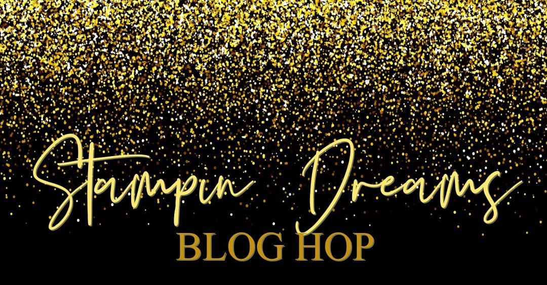 Stampin Dreams blog hop banner