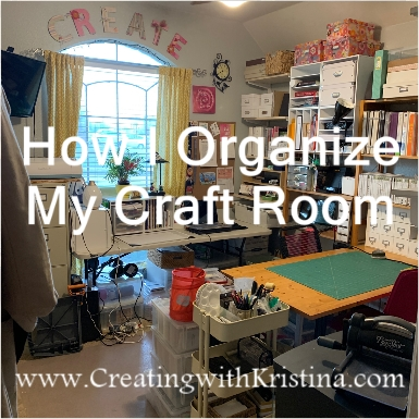 Craft Room Tour A Peak At How I Organize My Craft Supplies