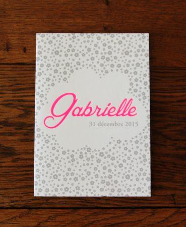 Création K - Graphiste freelance Annecy - Faire-part