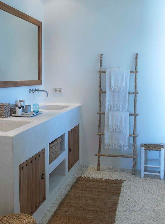 selection pinterest 6 les plus belles salles de bains en beton cire
