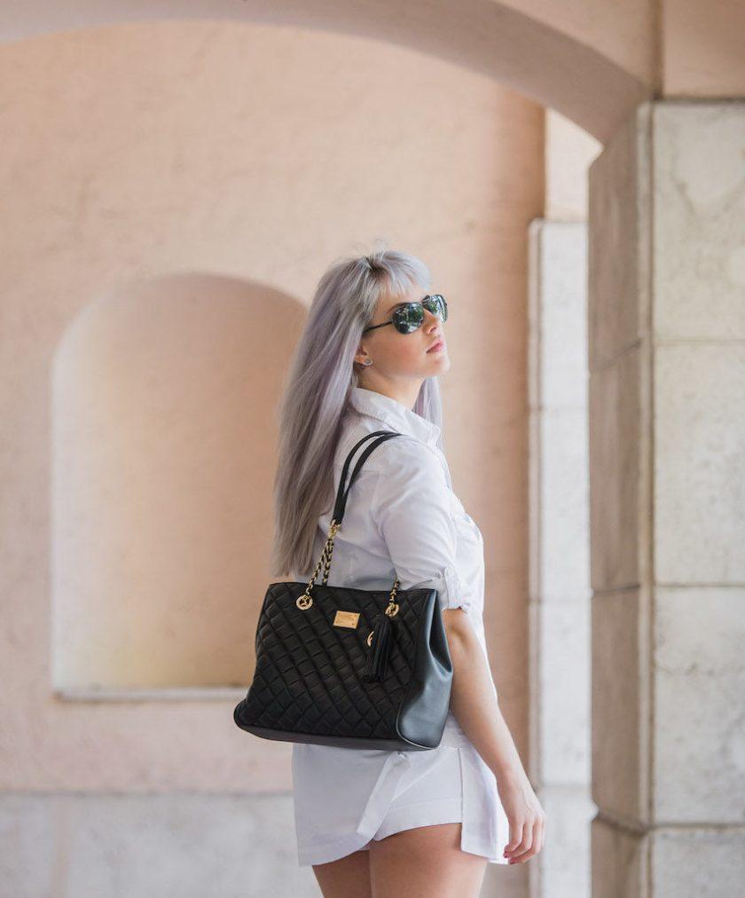 Lavender Blonde | Summer Style