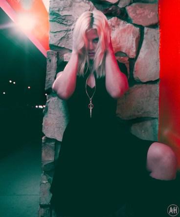 Gypsy Warrior Addams Dress | Goth Blogger | Alexander Hoggard