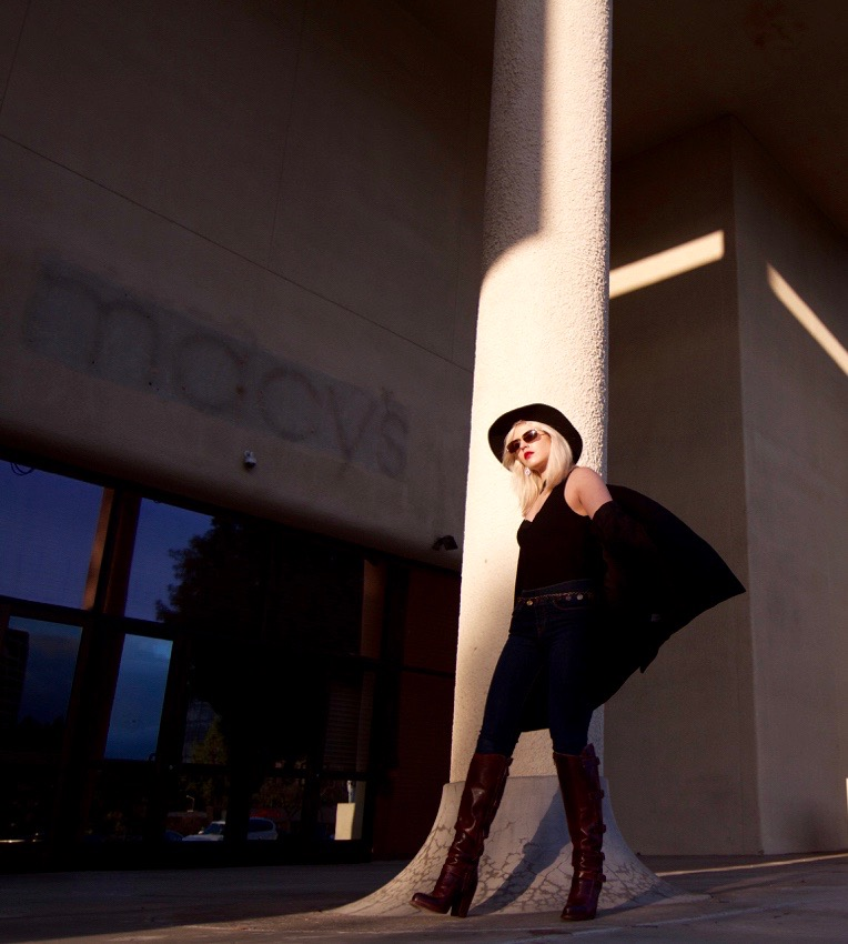 LA Street Style - Technology Blogger - Black Hat (1)