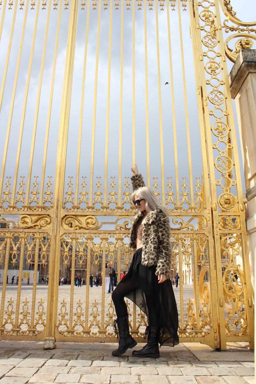 Travel Blogger Style - Versailles