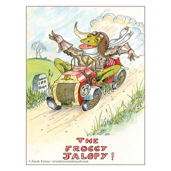 Frog Jalopy