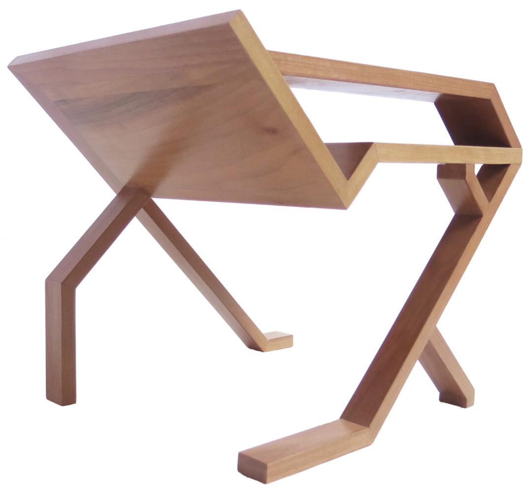 Table-dappoint-noyer-massif-vue-de-dessous-StÇphane-Pennec