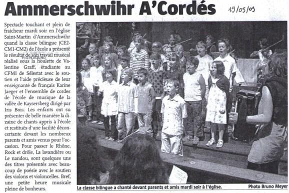 Ammerschwihr (68) - 2009