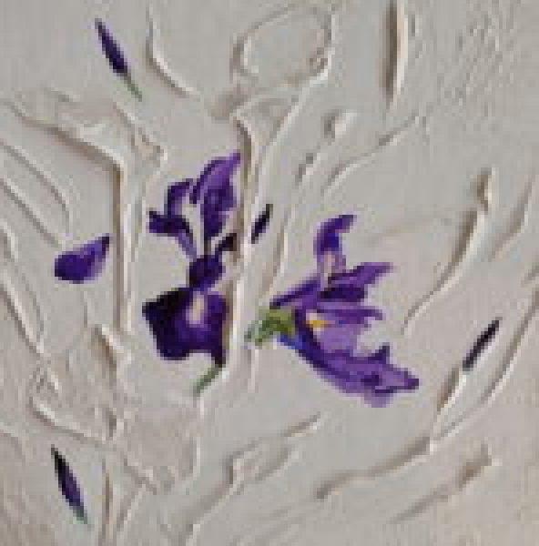 Calla w Irises