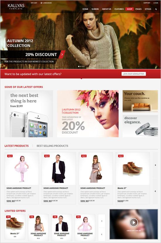 Création de site E-commerce WooCommerce