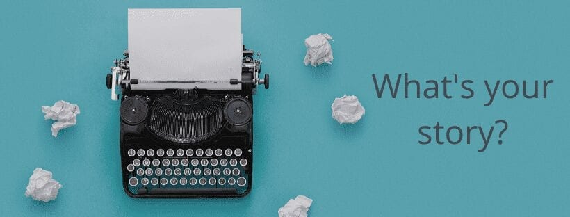 What's Your Story - Creationz Marketing, Nottingham, Blog, Article