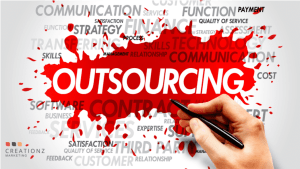Outsourced marketing support, Creationz Marketing, Nottingham