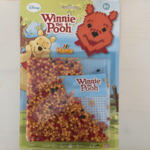 Hama 7983 Perlenset Winnie The Pooh Ca 1100 Bugelperlen Eine
