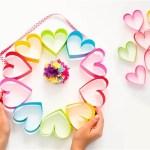 13 activitati pentru copii de Sfantul Valentin, foarte usoare si distractive