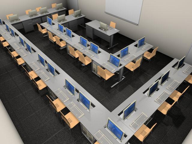 Salle Informatique Creativ Mobilier