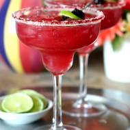 Fresh Blackberry Margarita Cocktails