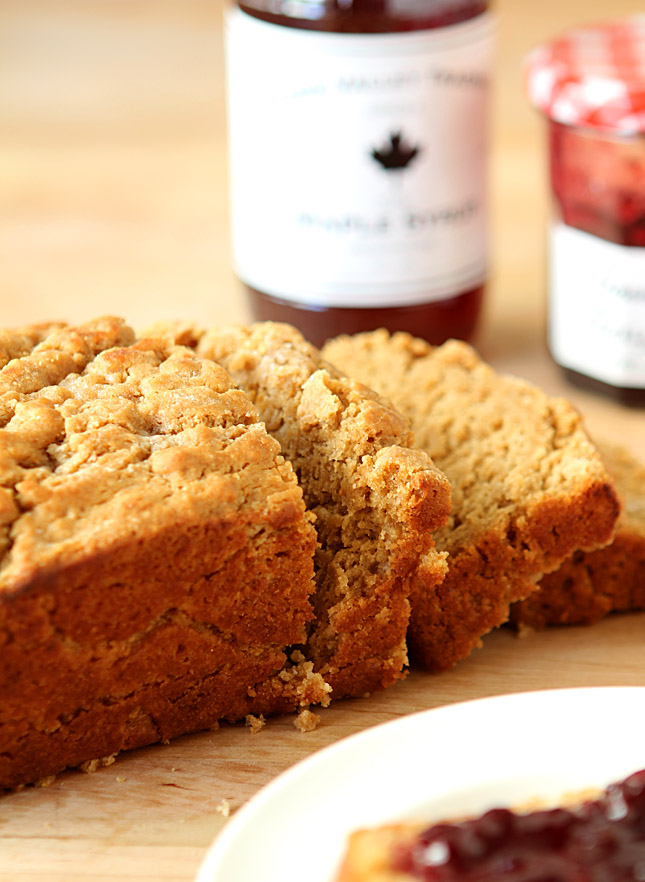 Honey Maple Dark Beer Bread Creative Culinary