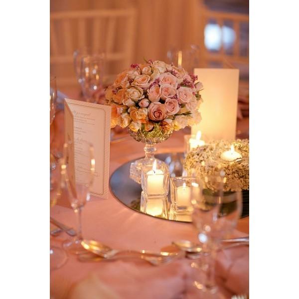Location Grand Miroir De Table Rond 35 Cm LOCATION Deco
