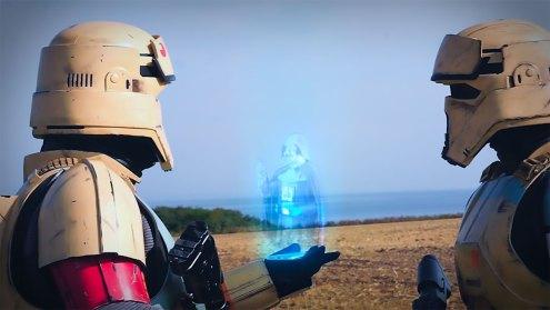 Revenge of the Shoretrooper | A Star Wars Fan Film Project