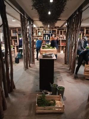 Floristik-Workshop bei Floristik-Projekt