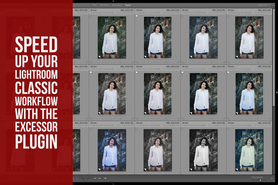 Speed Up Your Lightroom Classic Workflow with the Excessor Plugin