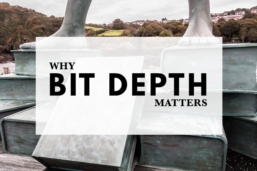 Why Bit Depth Matters