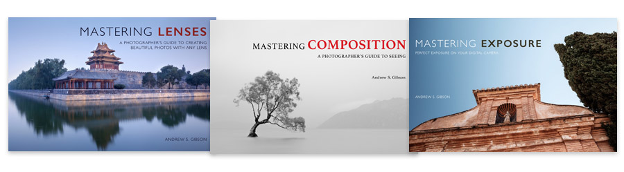 Mastering Lenses, Mastering Composition & Mastering Exposure ebook bundle