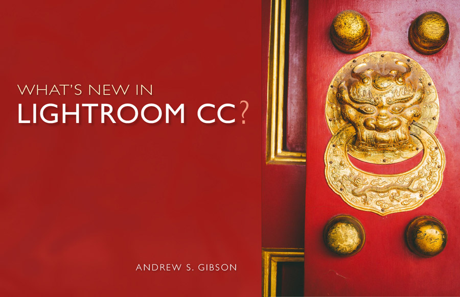 What's News in Lightroom CC? ebook