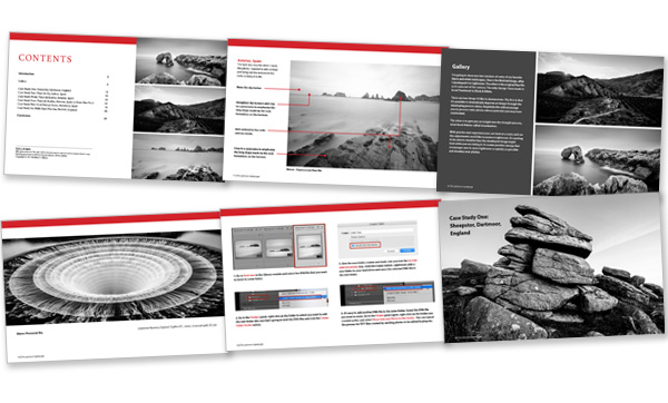 The Lightroom Landscape ebook