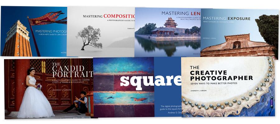 The Creative Photographer ebook bundle