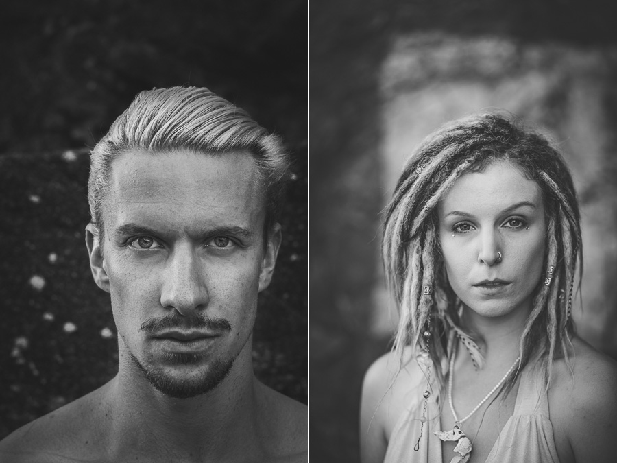 Retouching portraits in Lightroom