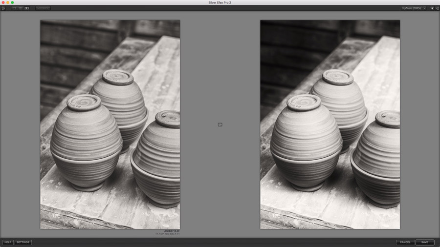 Silver Efex Pro 2 Lightroom plugin