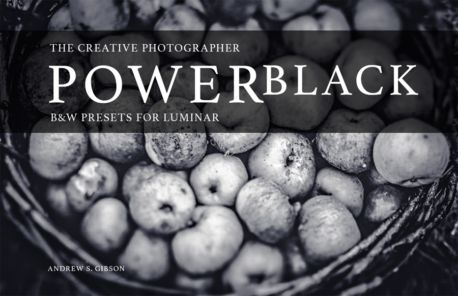 PowerBlack Presets for Luminar