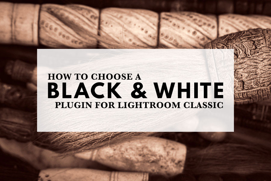 How to Choose a Black and White Plugin for Lightroom Classic