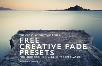 Creative Fade presets for Lightroom Classic