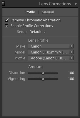 Lightroom Classic workflow