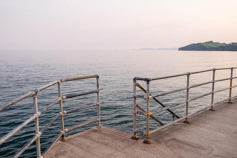 Photo of south Devon coastline
