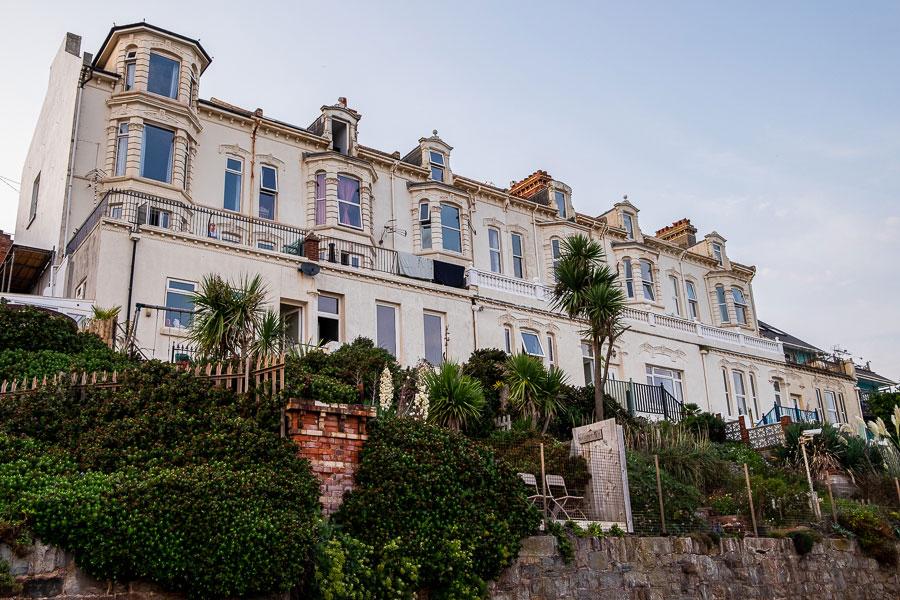 Interesting photo of south Devon