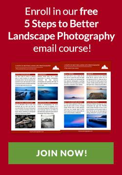 Free landscape photography course