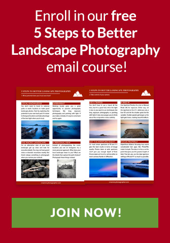 Join our free Landscape Photography email course now